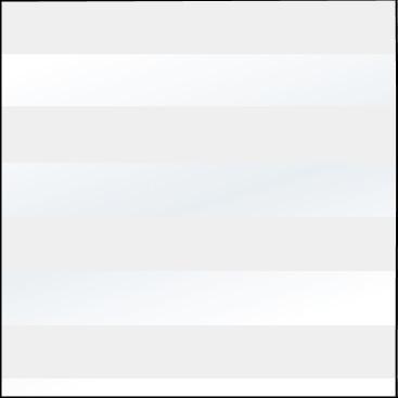 Transparentny z matowymi paskami