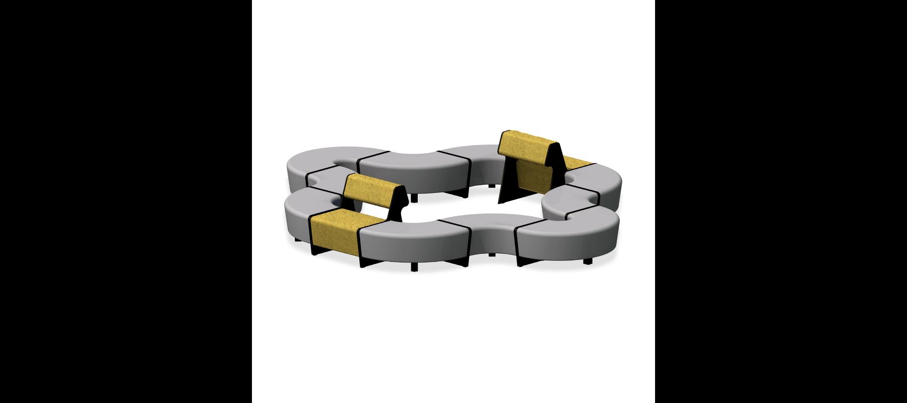 siedziska magnes II aranżacje - 26