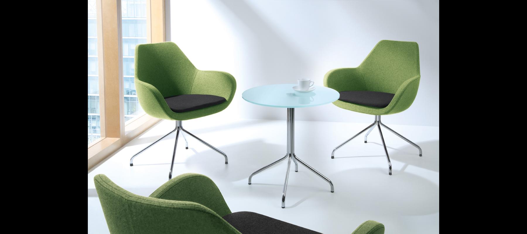 krzesła konferencyjne fan aranżacje - 12