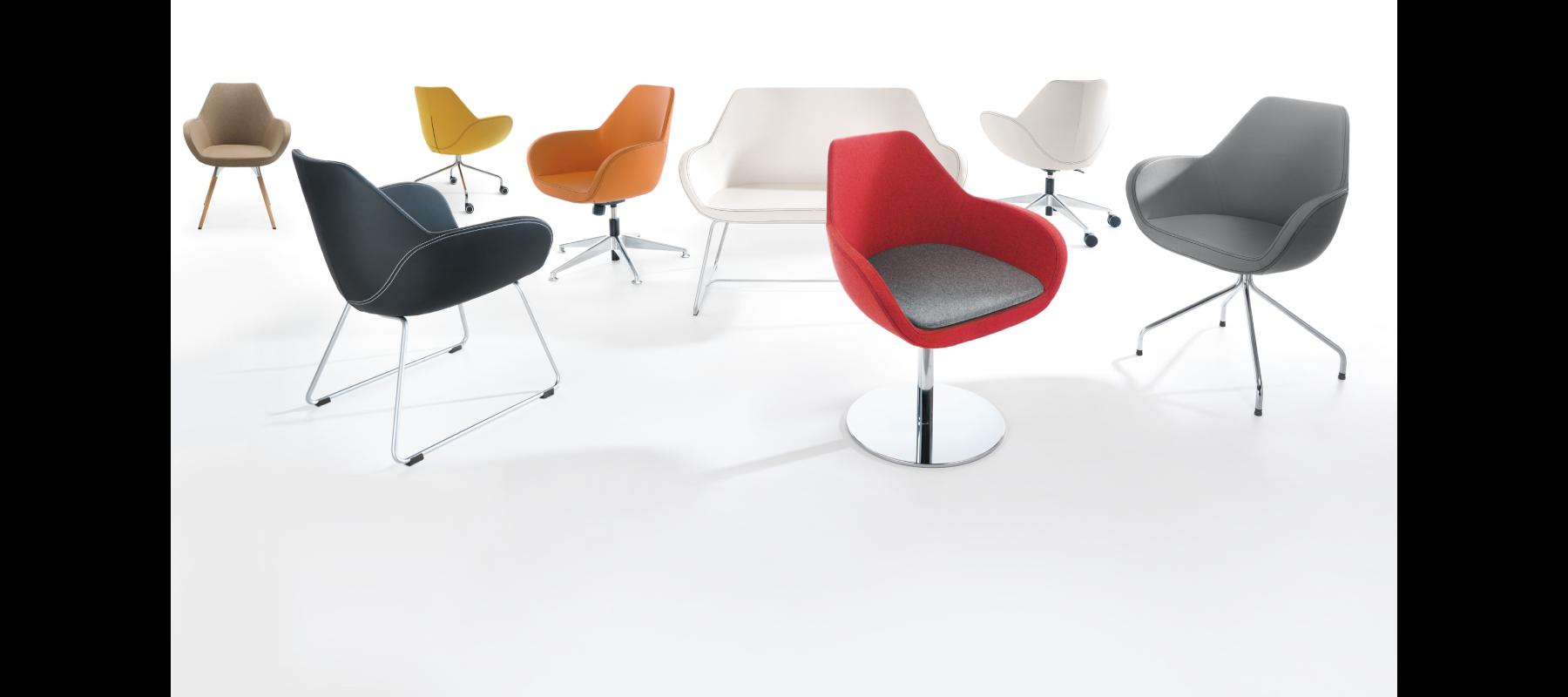 krzesła konferencyjne fan aranżacje - 53