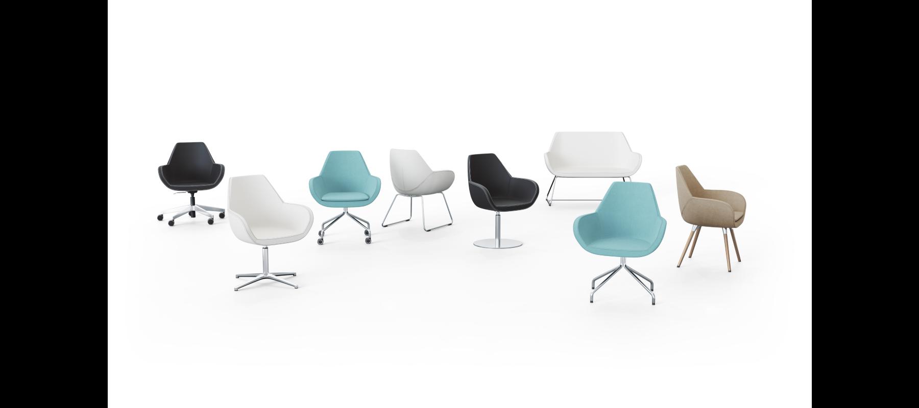 krzesła konferencyjne fan aranżacje - 54