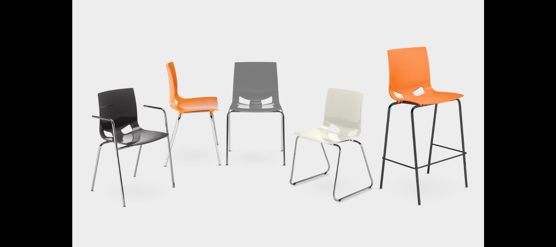 krzesła stacjonarne fondo aranżacje - 06