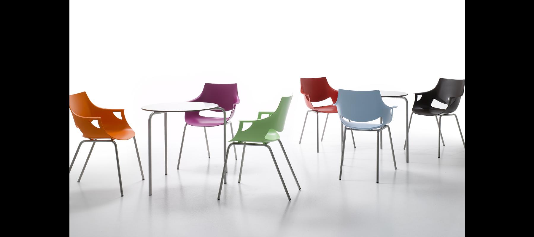 krzesła stacjonarne fano aranżacje - 04
