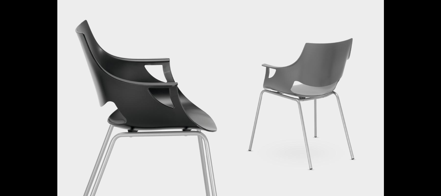 krzesła stacjonarne fano aranżacje - 06