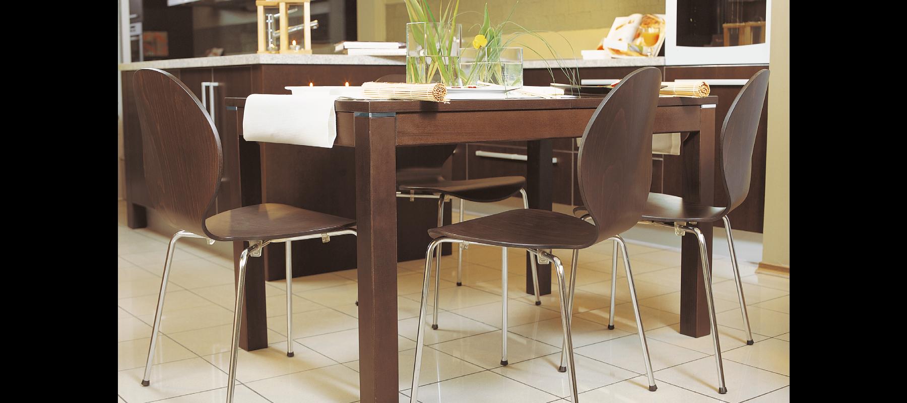 krzesła stacjonarne cafe aranżacje - 11