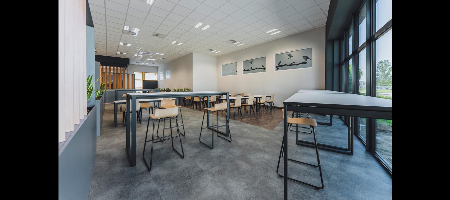 krzesła stacjonarne cafe realizacje - 12