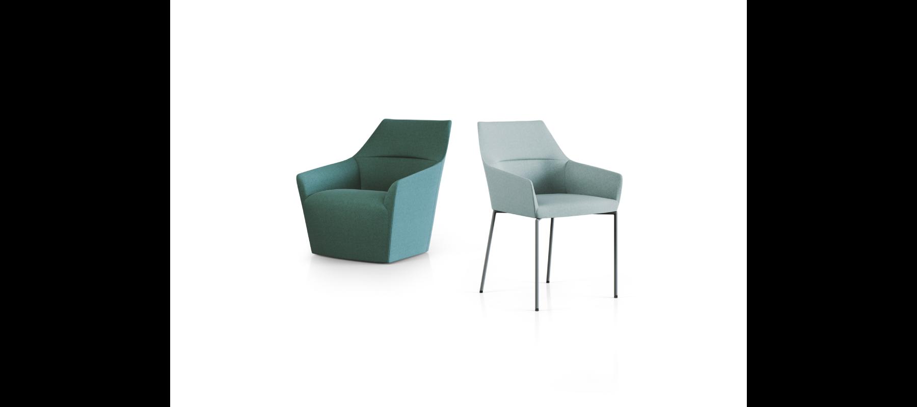 krzesła stacjonarne chic aranżacje - 11