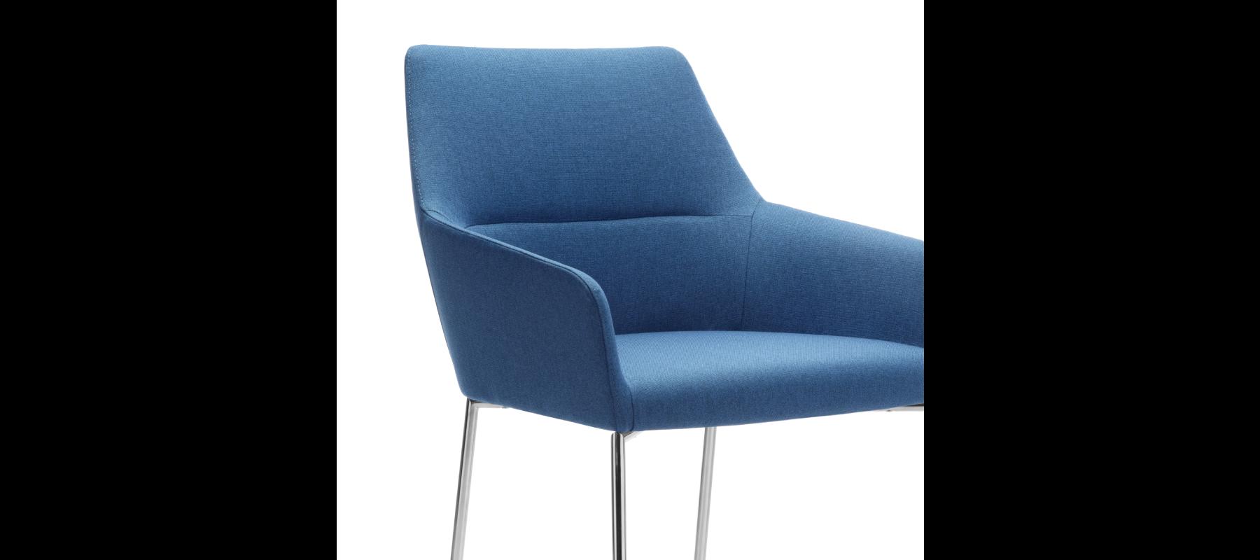 krzesła stacjonarne chic detale - 01