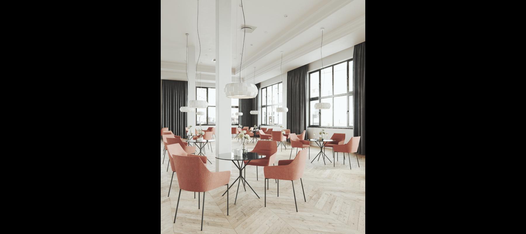 krzesła stacjonarne chic realizacje - 02