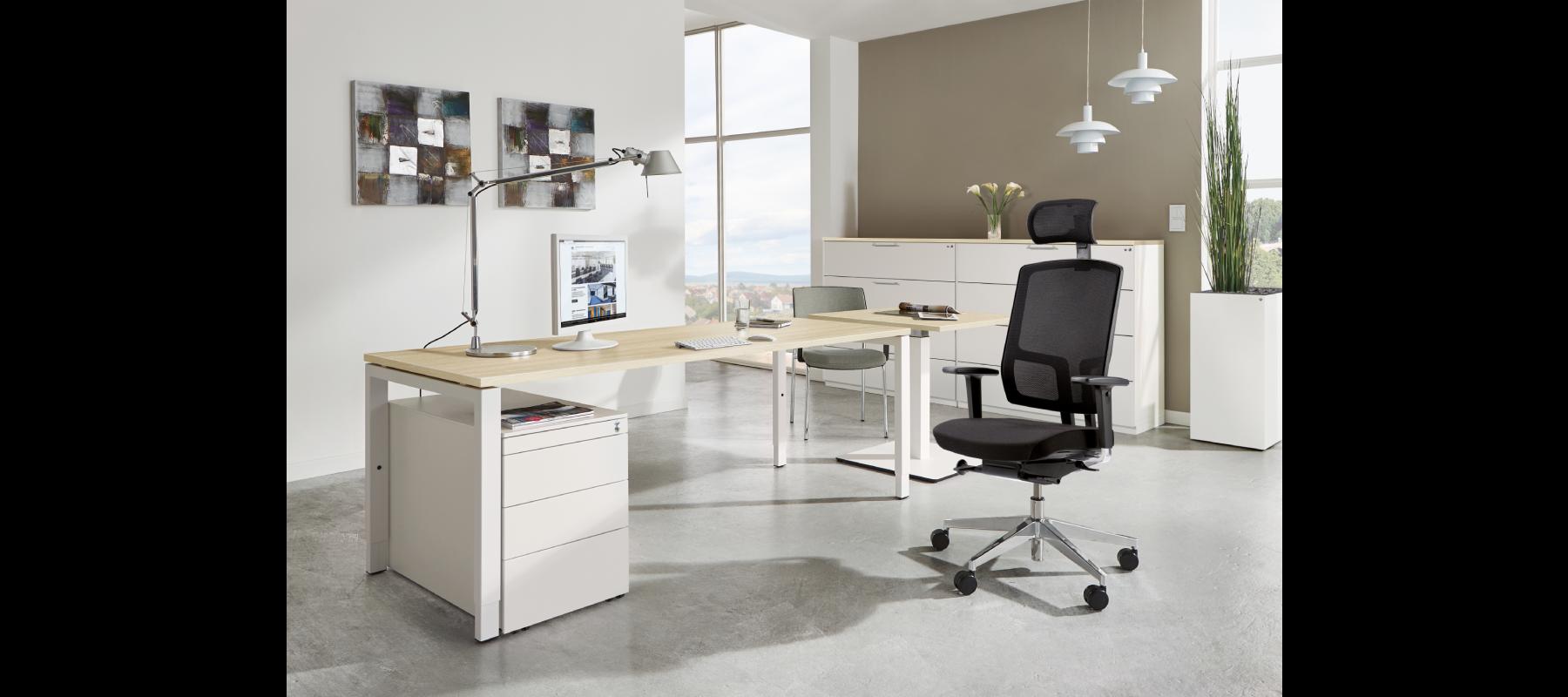 metalowe meble biurowe szafy szufladowe cp aranżacja - 01