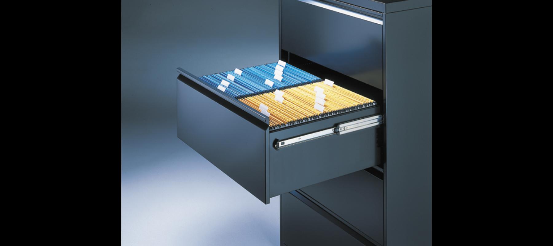 metalowe meble biurowe szafy szufladowe cp detale - 02