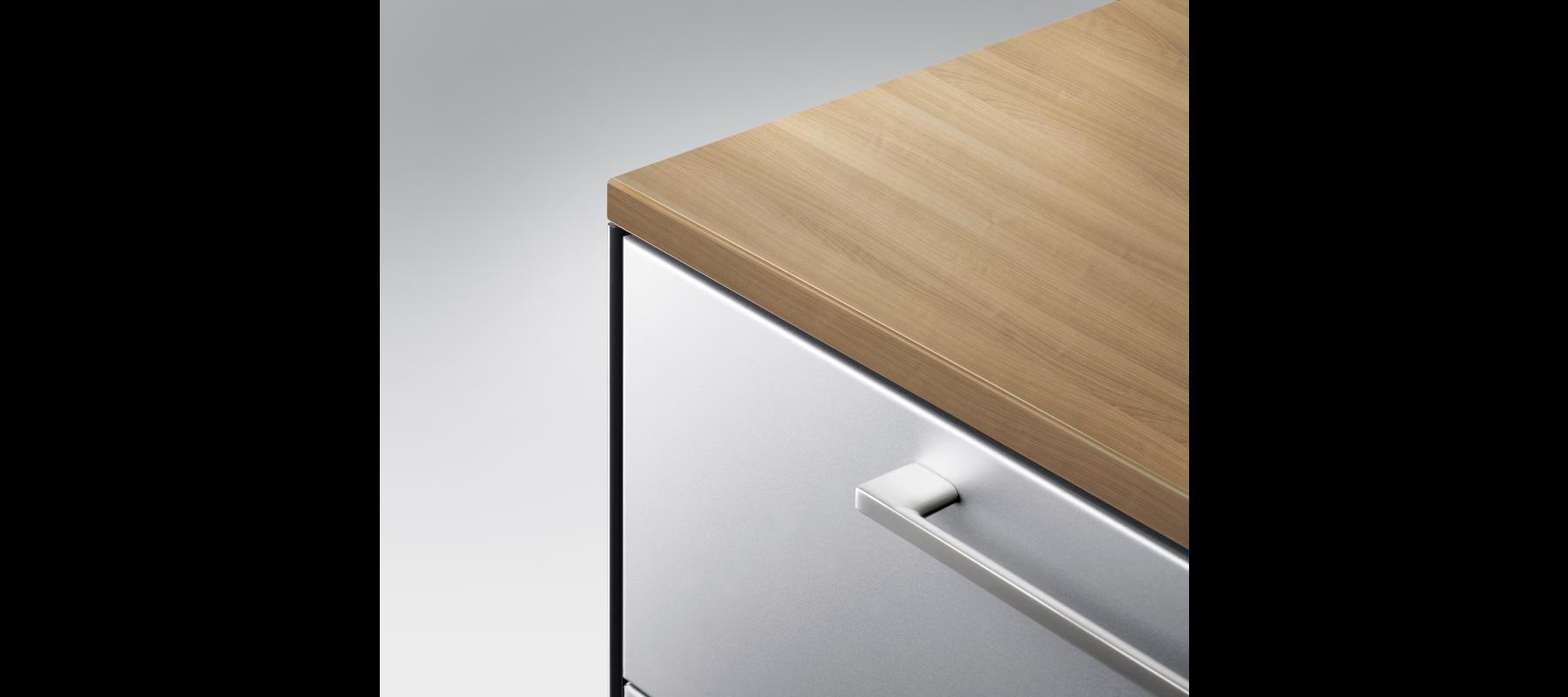 metalowe meble biurowe szafy szufladowe cp detale - 04