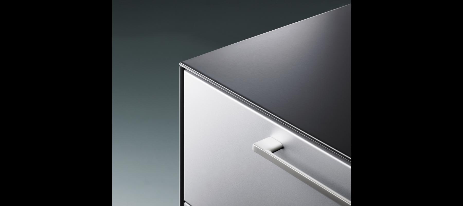 metalowe meble biurowe szafy szufladowe cp detale - 05