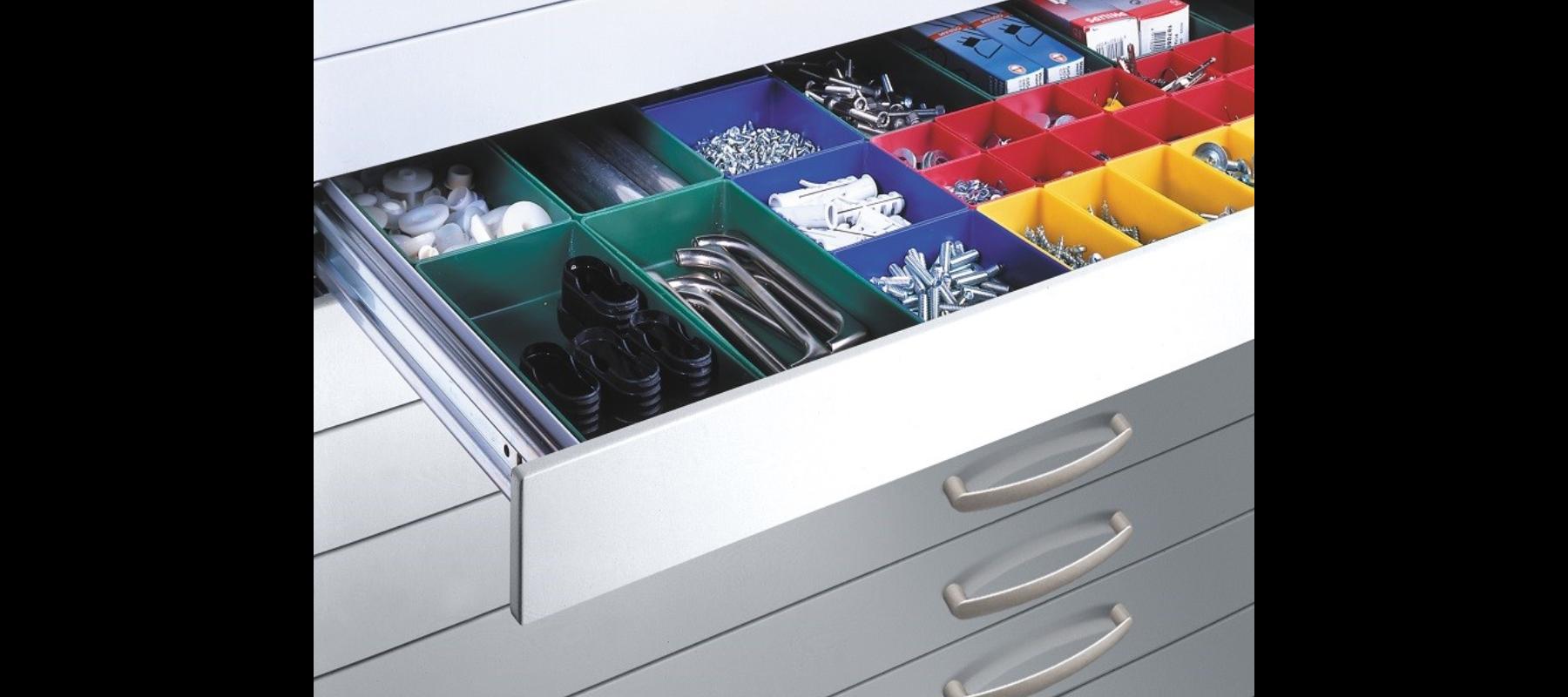 metalowe meble biurowe szafy szufladowe cp detale - 09