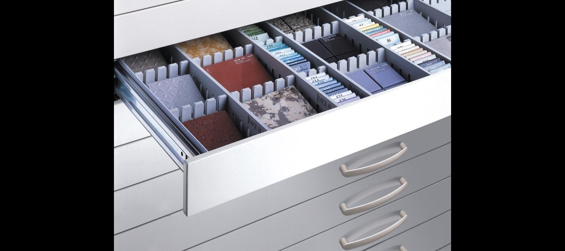 metalowe meble biurowe szafy szufladowe cp detale - 12