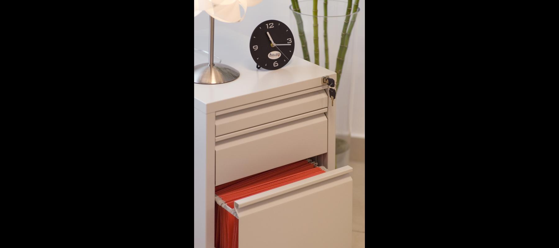 meble metalowe metalowe meble biurowe szafy szufladowe mw detale - 02