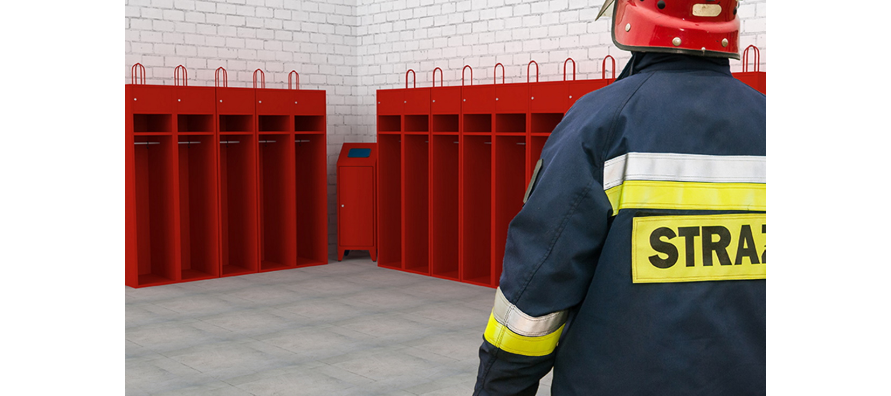 szatnie szafy strażackie mw aranżacje - 01