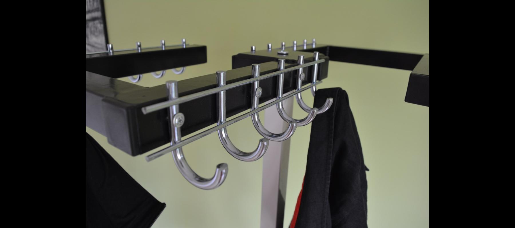 meble metalowe szatnie wieszaki szatniowe detale - 49