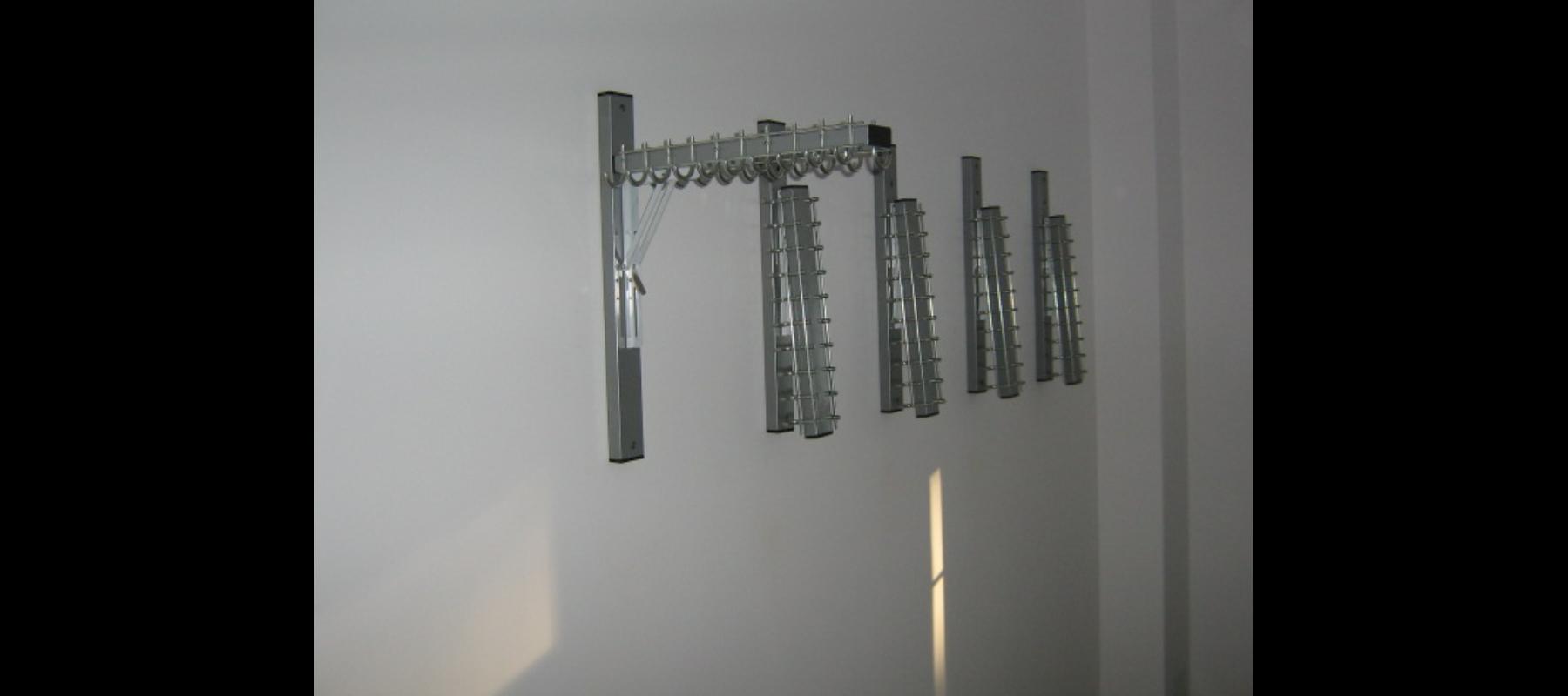meble metalowe szatnie wieszaki szatniowe detale - 65