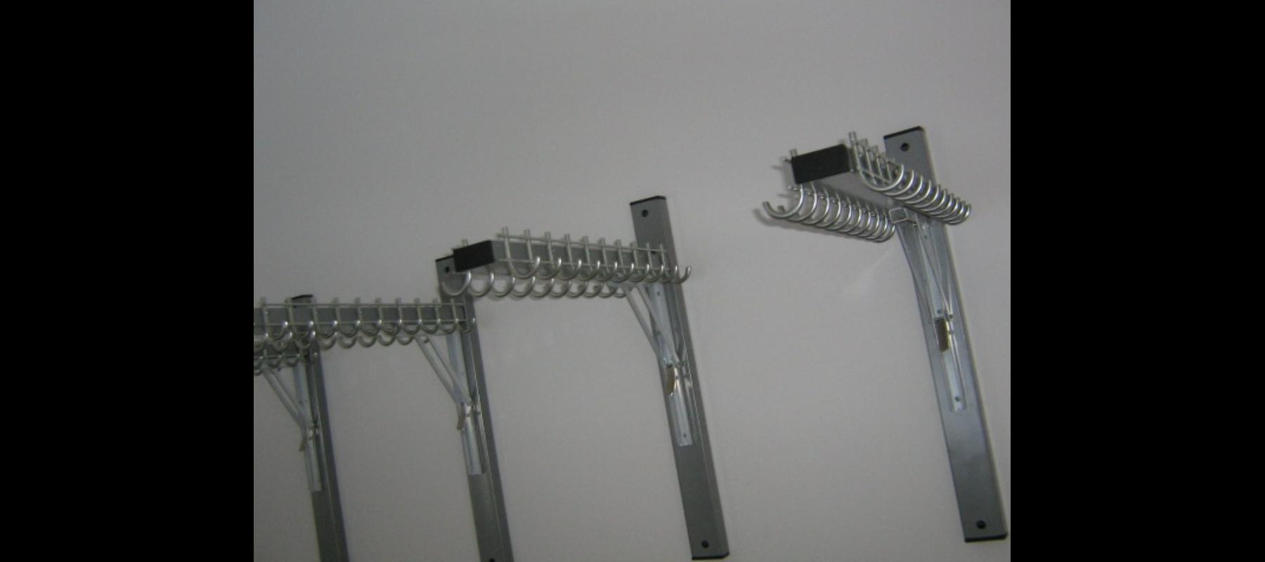 meble metalowe szatnie wieszaki szatniowe detale - 66