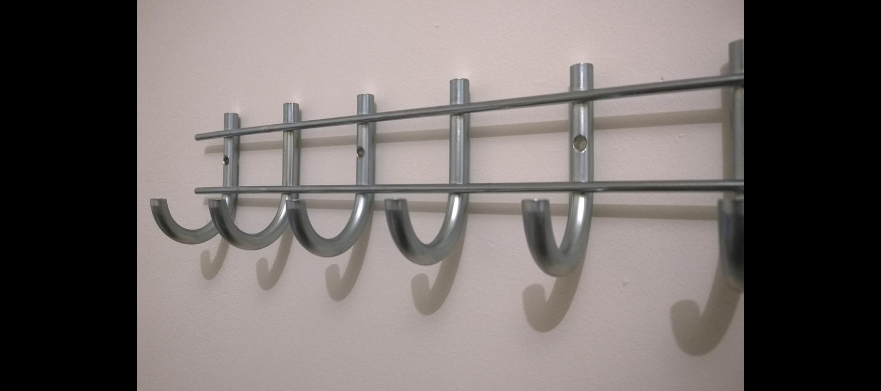 meble metalowe szatnie wieszaki szatniowe detale - 67