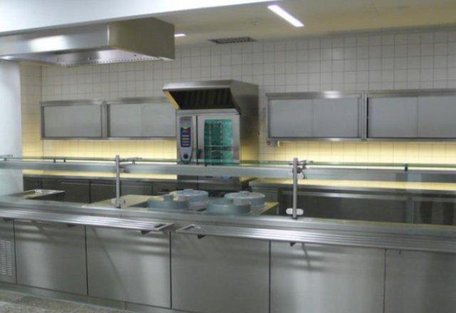 Kuchnie przemysłowe -  Abea